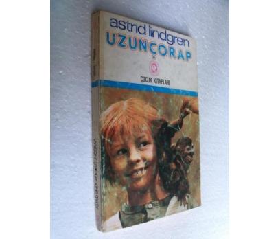 UZUNÇORAP - ASTRID LINDGREN cem çocuk kitaplar