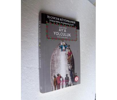 AYA YOLCULUK - JULES VERNE iş bankası çocuk kitapl