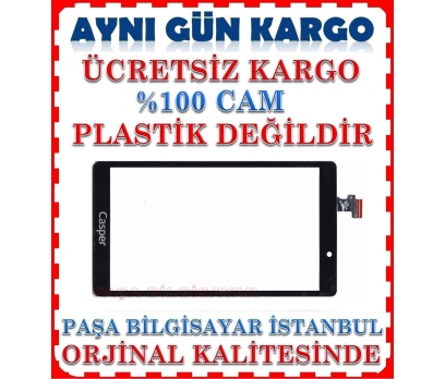 PB70JG3063 Dokunmatik, Tablet Camı, Ücretsiz kargo SİYAH