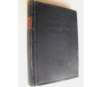 TEŞHİSTEN TEDAVİYE CİHAT ABAOĞLU 1953 sermet matba
