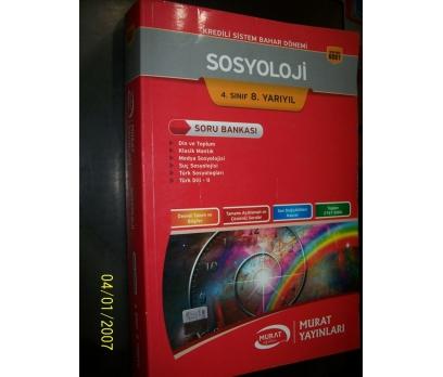 SOSYOLOJİ-4.SINIF 8.YARIYIL