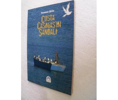 COSTA CASİNİAS'IN SANDALI - TEOMAN ŞİRİN