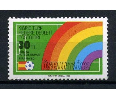 KKTC ** 1982 FUTBOL SÜPER (170101)