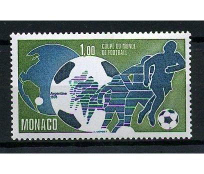 MONAKO ** 1978 FUTBOL TAM SERİ SÜPER (170102)