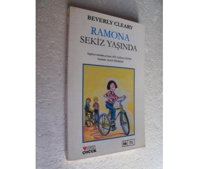 RAMONA SEKİZ YAŞINDA Beverly Cleary