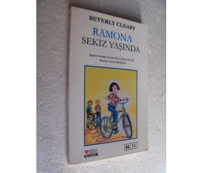 RAMONA SEKİZ YAŞINDA - BEVERLY CLEARY sıfır
