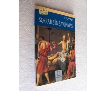 SOKRATES'İN SAVUNMASI - EFLATUN kare yay.