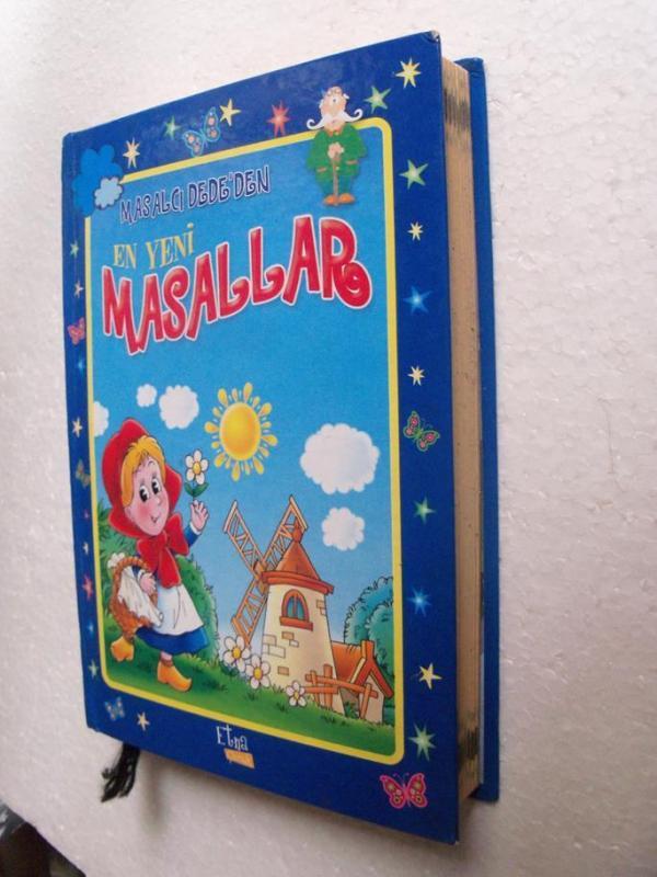 MASALCI DEDE'DEN EN YENİ MASALLAR Erdal Çakıcıoğlu 1