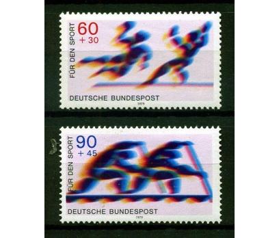 ALMANYA ** 1979 SPOR ARTILI TAM SERİ SÜPER(160110)