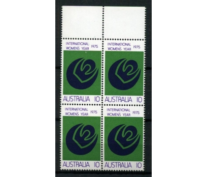 AVUSTRALYA ** 1975 U.KADIN YILI DBL SÜPER (AV-1)