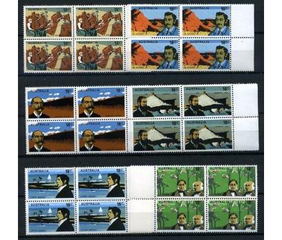 AVUSTRALYA ** 1976 KAŞİFLER DBL SÜPER (AV-1)
