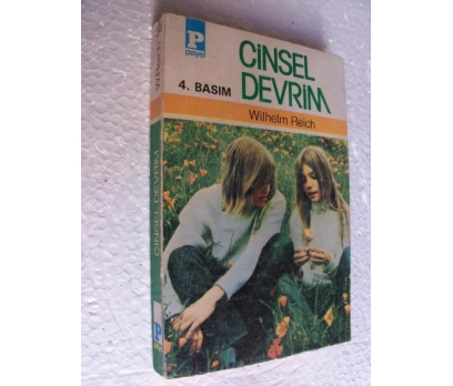 CİNSEL DEVRİM Wilhelm Reich PAYEL YAY