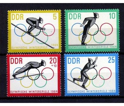 DDR ** 1963 INNSBRUCK KIŞ OYUNLARI TAM SER(160107)
