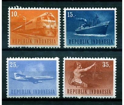 ENDONEZYA ** 1964 ULAŞIM VE TRAFİK TAM S.(170110)