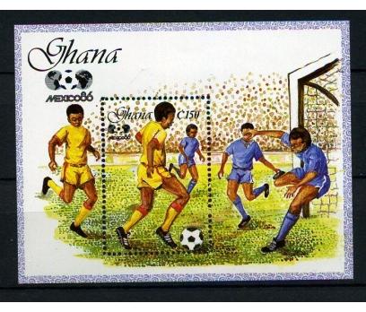 GANA ** 1987 FUTBOL BLOK SÜPER (170103)