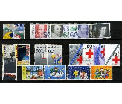 HOLLANDA ** 1983 YIL KOMPLE 7 TEMATİK SERİ(170109)