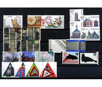 HOLLANDA ** 1985 YIL KOMPLE 8 TEMATİK SERİ(170109)