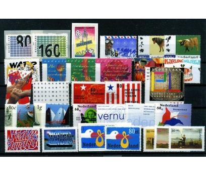 HOLLANDA** 1997  17 TEMATİK TAM SERİ SÜPER(170109)