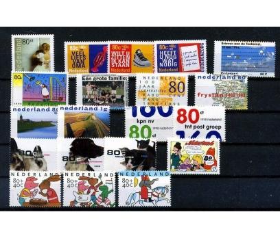 HOLLANDA** 1998  12 TEMATİK TAM SERİ SÜPER(170109)