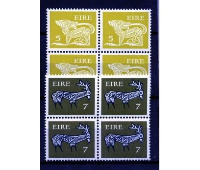 İRLANDA ** 1974 SANAT & POSTA DBL İLK 2 V.(170108)