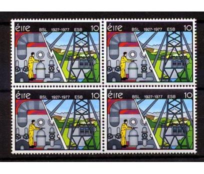 İRLANDA ** 1977 ELEKTRİK M.OFİSİ 50. DBL  (170108)