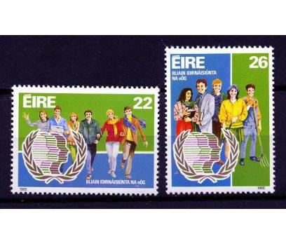 İRLANDA ** 1985 U.GENÇLİK YILI TAM SERİ (170109)