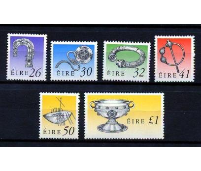 İRLANDA ** 1990 SANAT HAZİNELERİ TAM SERİ (170109)