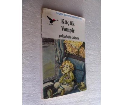 KÜÇÜK VAMPİR YOLCULUĞA ÇIKIYOR A. SOMMER BODENBURG