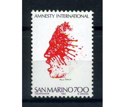 SAN MARİNO ** 1982 U.AF ÖRGÜTÜ TAM SERİ (170104)