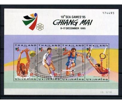 TAYLAND ** 1994 SPOR BLOK SÜPER (170103)