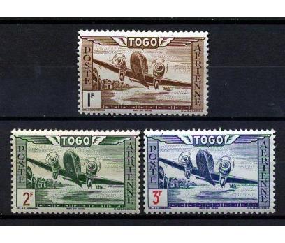 TOGO ** 1942 UÇAKLAR 3 VALÖR SÜPER (170105)