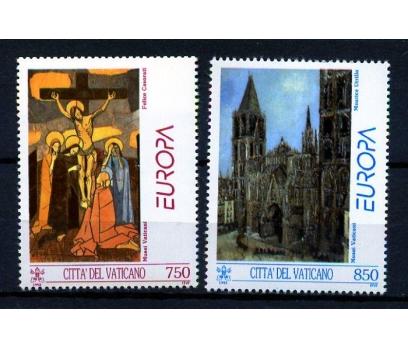 VATİKAN ** 1993 EUROPA CEPT TAM SERİ (170107)