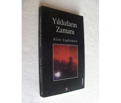 YILDIZLARIN ZAMANI Alan Lightman TUBİTAK YAY
