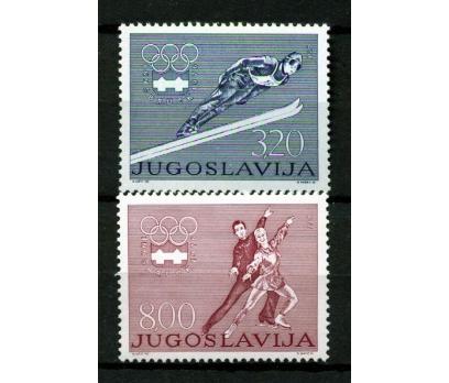 YUGOSLAVYA ** 1976 INNSBRUCK KIŞ OYUNLARI (160107)