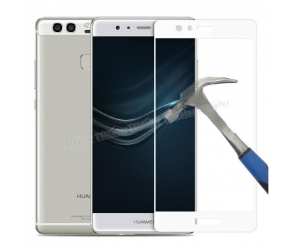Huawei P10 TAM Kapatan Cam Beyaz