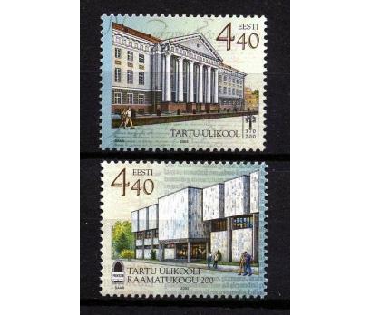 ESTONYA ** 2002 TARTU ÜNV. 370.YIL TAM S.(170111)