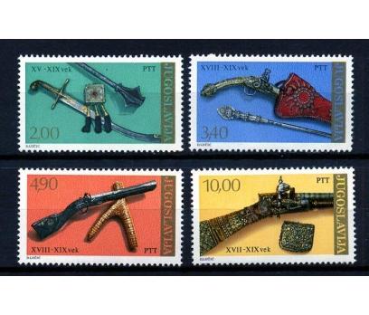 YUGOSLAVYA ** 1979 ESKİ SİLAHLAR MÜZESİ TS(170111)
