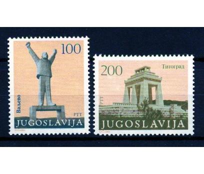 YUGOSLAVYA ** 1983 DEVRİM ANITLARI TAM S(170111)