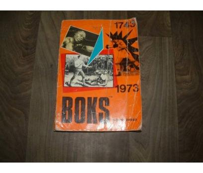 1743 - 1973 BOKS 1973 ORHAN AYHAN BİLMEN BASIMEV
