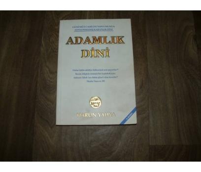 ADAMLIK DİNİ HARUN YAHYA