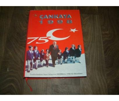 ÇANKAYA 1998 CUMHURBAŞKANI SÜLEYMAN DEMİREL ETKİ