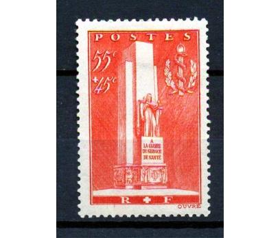 FRANSA * 1938 LYON SAĞLIK ANITI TAM SERİ(K007) 1