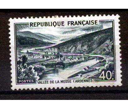 FRANSA * 1949 ARDENNES VADİSİ 1 V. SÜPER (K006)
