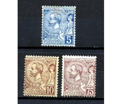 MONAKO * 1891 KLASİKLER  3 VALÖR SÜPER (K007)
