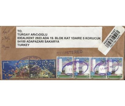 PAKİSTAN'DAN GELMİŞ ZARF 11