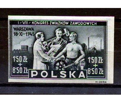 POLONYA ** 1945 7.SENDİKA KONGRESİ SÜPER (K007)