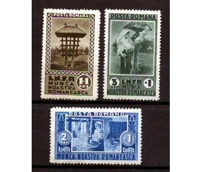 ROMANYA * 1934 KIRSAL NÜFUS TAM SERİ SÜPER (K007)