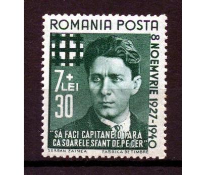 ROMANYA ** 1940 C.C.ZELEA 2.ÖLÜM Y.TAM SERİ (K007)