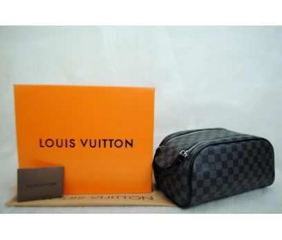 LOUIS VUITTON DAMİER GRAPHİTE SPORCU VE KRAMPON