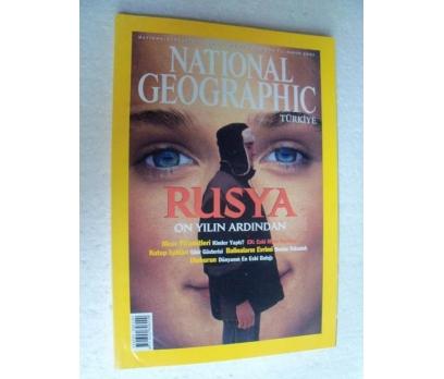 NATIONAL GEOGRAPHIC TÜRKİYE 2001 KASIM rusya